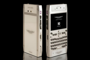 Mobiado Grand 350 Aston Martin Phone