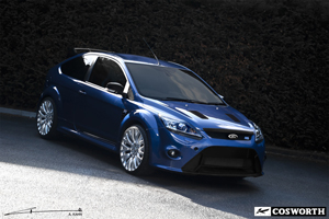 Project Kahn Ford Focus RS