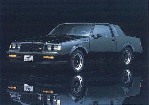 Buick Regal Grand National GNX