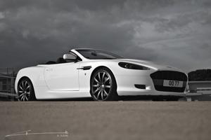 Project Kahn Aston Martin DB9 Volante