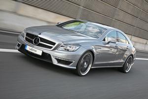 Väth Mercedes CLS63 AMG Tuning