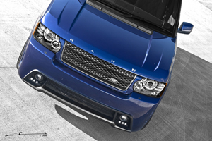 Bali Blue Project Kahn Range Rover RS450 Vogue