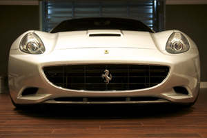 DMC Exotic Car Tuning Ferrari California 3S
