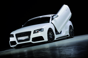 The new Rieger Tuning Audi A5 Body Kit