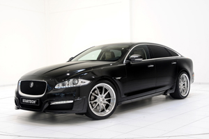 The new Startech Jaguar XJ Exposed