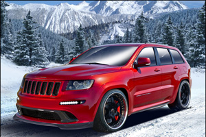 Hennessey Performance HPE800 Jeep Grand Cherokee SRT-8