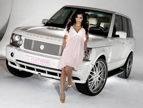 Range Rover, douchebag cars
