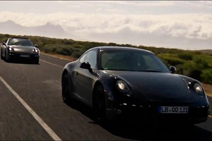 The thorough Testing of the Porsche 991 - Video
