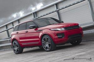 A Kahn Design Range Rover Evoque