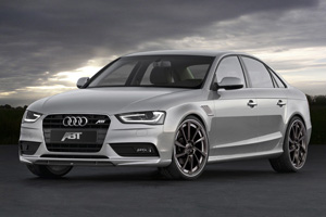 The new ABT AS4 Facelifted Audi A4 B8