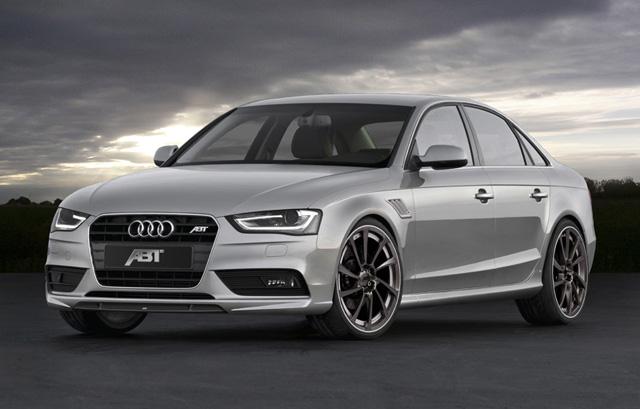 ABT Sportsline AS4 Audi A4 B8