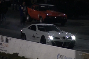 RENNtech SLR Quarter Mile Video