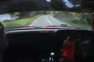 Get behind the wheel and Rally with Colin McRae Video