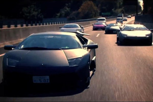 Liberty Walk Exotic Car Culture – Video