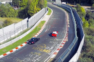 The Nürburgring from a Bird's Eye View - Video