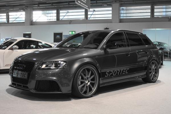 The new Sportec Audi RS3 Tuning Program