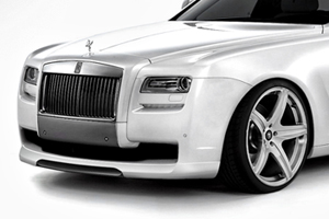 Take a Sneak Peek at the new Vorsteiner Rolls Royce Ghost Tuning Program