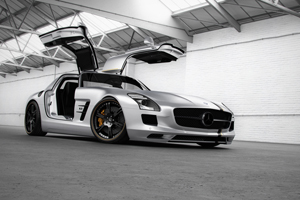 wheelsandmore Mercedes SLS AMG Tuning