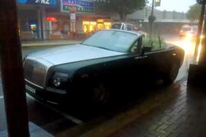 Friday Fail – The ruined, rain-soaked Rolls Royce