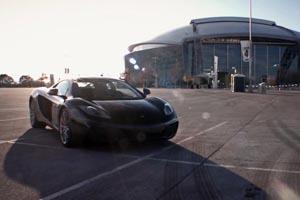 McLaren MP4-12C Video