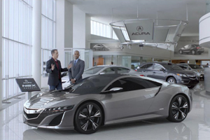 Jerry Seinfeld's Quest for Acura NSX No. 1 – Video