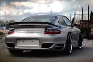 The speedART TTR 600 Porsche 911 Turbo is one Bad Ride