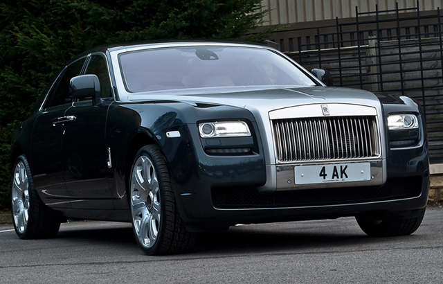 A Kahn Design Rolls Royce Ghost