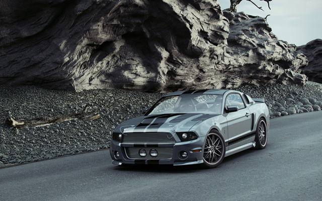 The Schmidt Revolution Ford is a Mustang for the Apocalypse