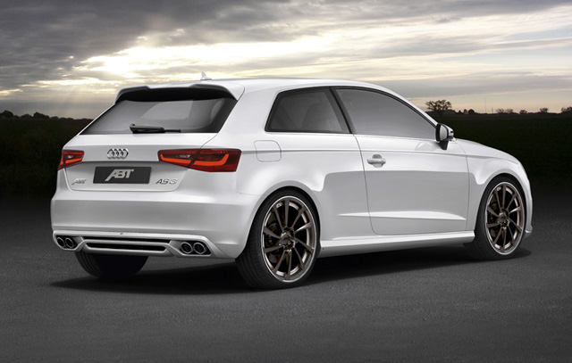 ABT AS3 Audi A3 Tuning