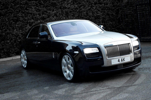 A Kahn Design Rolls Royce Ghost