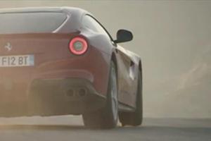 Ferrari F12Berlinetta Video