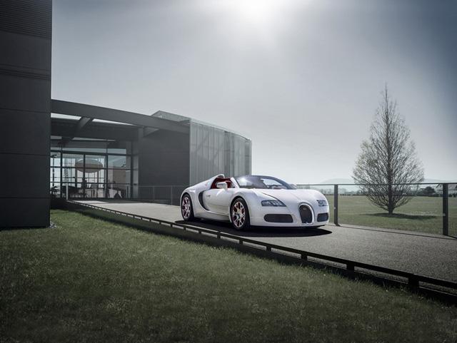 Bugatti Veyron Grand Sport Wei Long and Vitesse