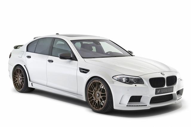 Hamann Motorsports BMW M5