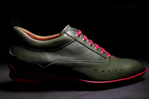 The new John Lobb Winner Sport Shoes for Aston Martin