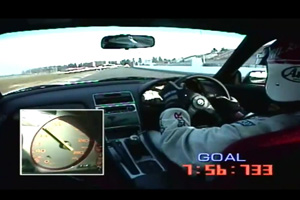 Watch the Honda NSX-R go 'round the Nurburgring in 7:56 - Video