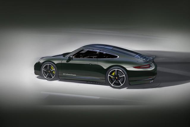 Porsche 911 Club Coupe