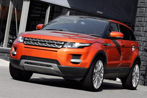 Featured Kahn RR Evoque Vesuvius