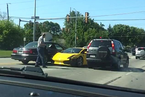 Friday Fail: The Lamborghini Sandwich Edition