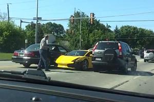 Friday Fail: The Lamborghini Sandwich Edition