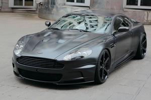 Anderson Germany Aston Martin DBS Casino Royale