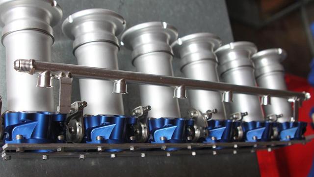 DMC LP700 M-GT Murciélago Engine