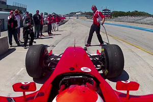 Go around Laguna Seca in just over a minute – Video
