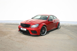 The Vaeth V63 Black Series is a boosted AMG Hammer