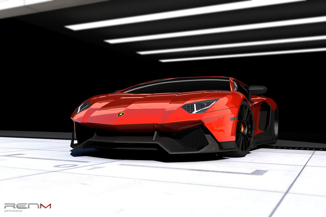 RENM Performance LE-C Aventador