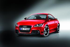 Audi TT S-Line Competition