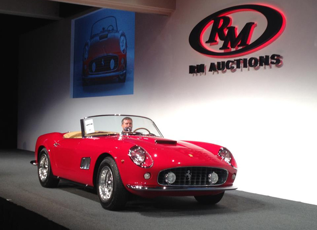 Ferrari RM Autctions