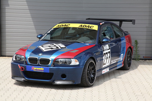 BMW M3 CSL by REIL Performance and MR Car Design