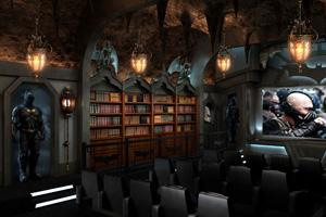Batman Theater Concept