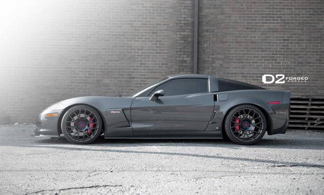 Corvette D2 MB1 Monoblock Forged