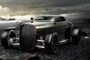 Audi Racecar Concept